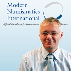Team member - Modern Numismatics International